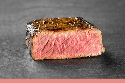 Boston Beef - Medium Steak